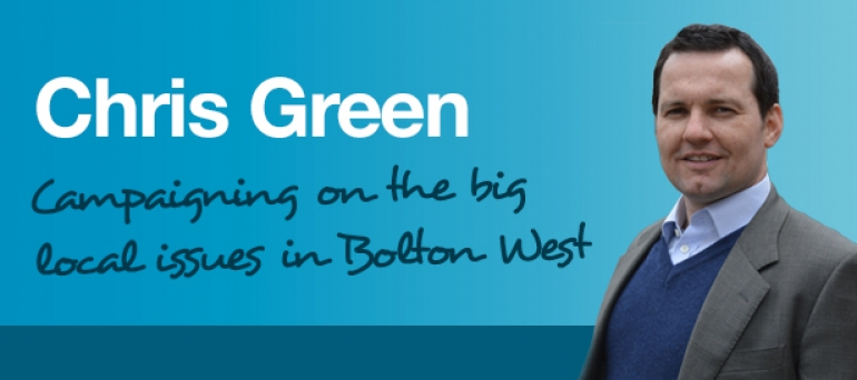 Chris Green for Bolton West