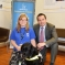 Chris Green meets Jessica Cowley and Jet at the Atherton Guide Dogs centre