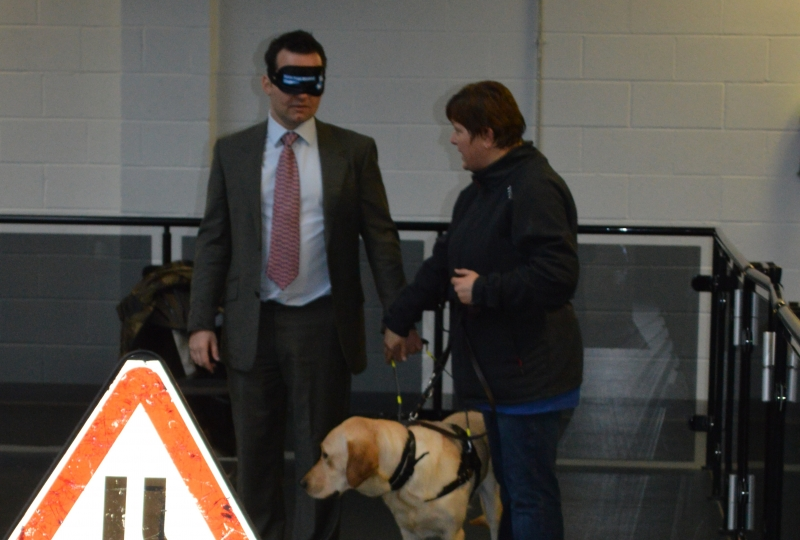 guide dogs for the blind training centre