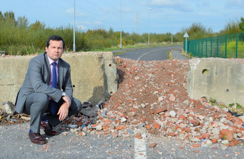Chris Green Westhoughton Bypass