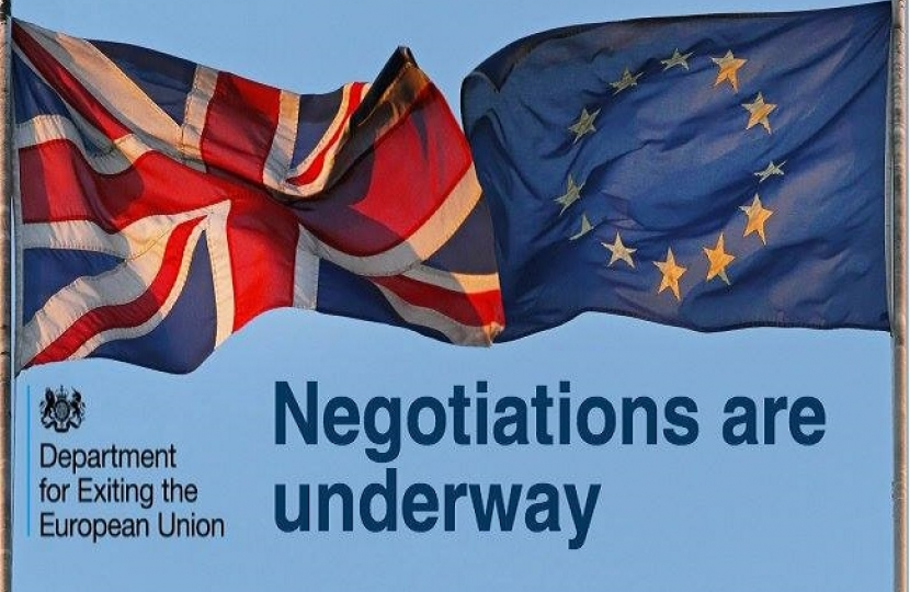 EU negotiations